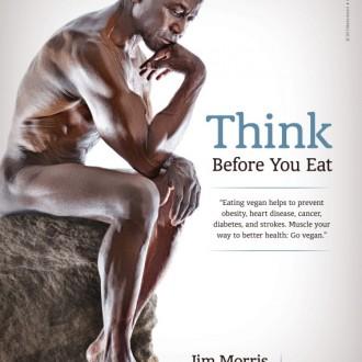 Помисли преди да ядеш – Джим Морис, 78г, веган
