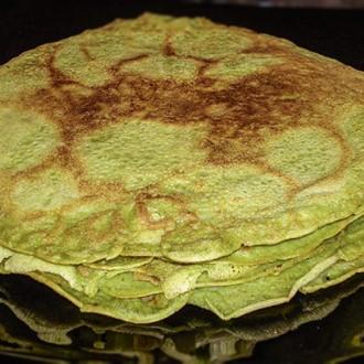 Зелени палачинки