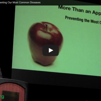 Повече от ябълка на ден – Как да се предпазим от болестите (бг субтитри)