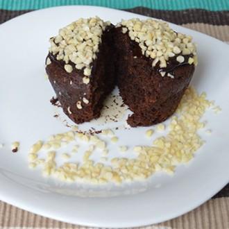Бързи, лесни, сочни и много шоколадови веган мъфини